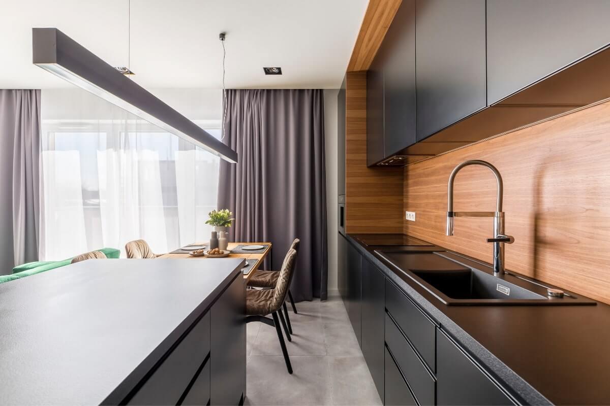 Are Black Kitchen Cabinets A Bad Idea?