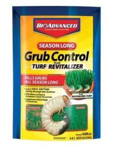 Bayer Season Long Grub Control
