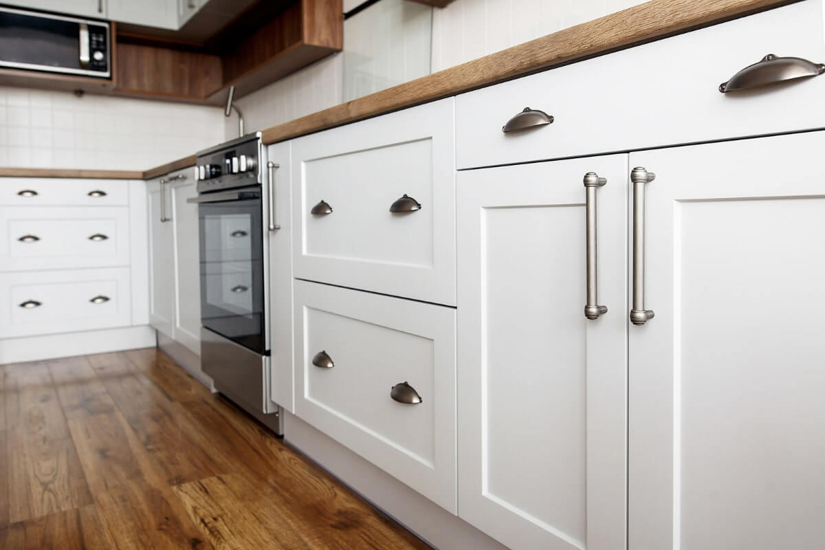 Factors to consider when choosing the kitchen cabinet handle