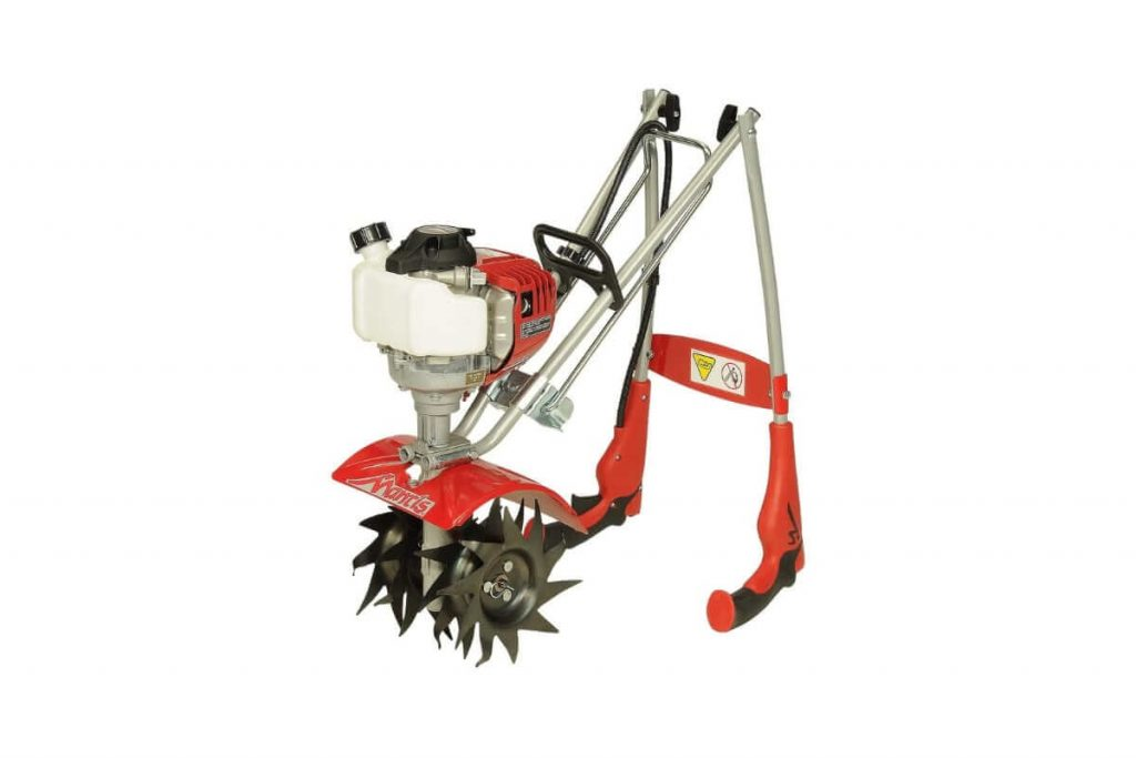 Schiller Mantis 7940 4-Cycle Gas Powered Cultivator