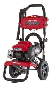Craftsman Gas Pressure Washer