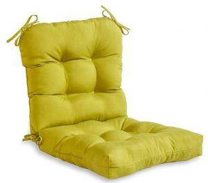 Greendale Home Fashions Outdoor SeatBack Chair Cushion