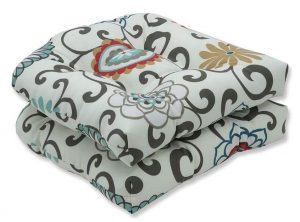 Pillow Perfect Outdoor Seat Cushions