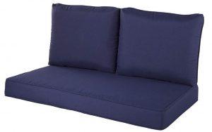Quality Outdoor Living 29-NV46LV 29-NV02LV Loveseat Cushion